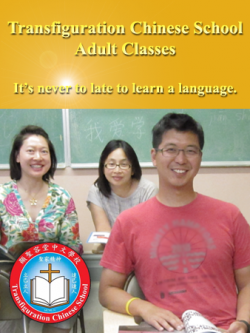Adult Chinese School Classes