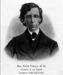 Father Felix Varela (1788-1853)